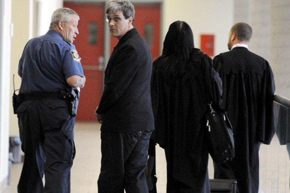 Alain Perreault (deuxième dans l'ordre habituel) est accusé... (Photo: Archives La Presse)