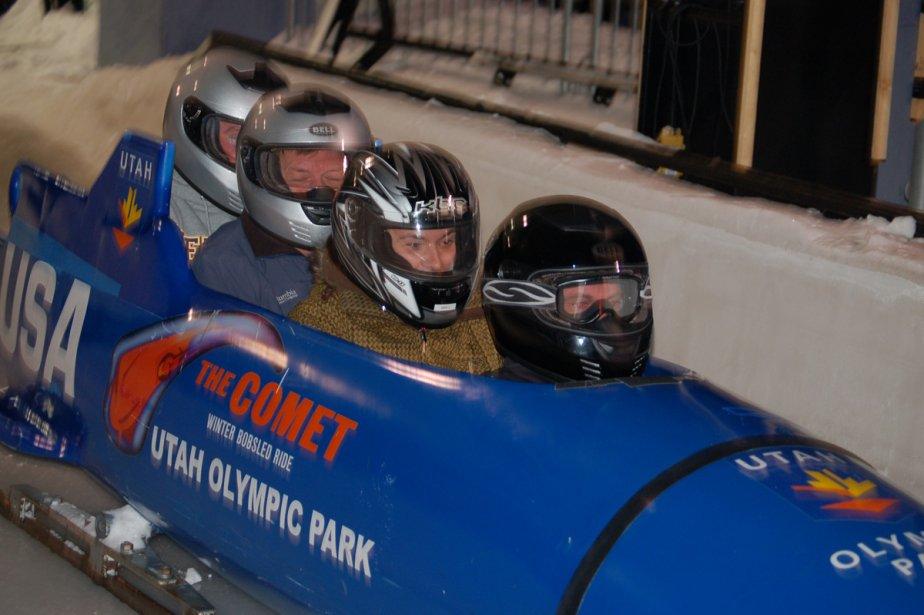 Bobsleigh park city coeurs sensibles s 39 abstenir for Interieur bobsleigh