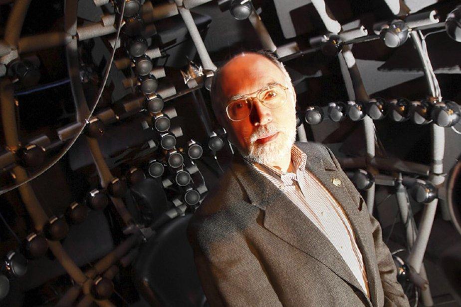 Robert Zatorre a réussi à réunir ses deux... (Photo: fournie par l'Université McGill)