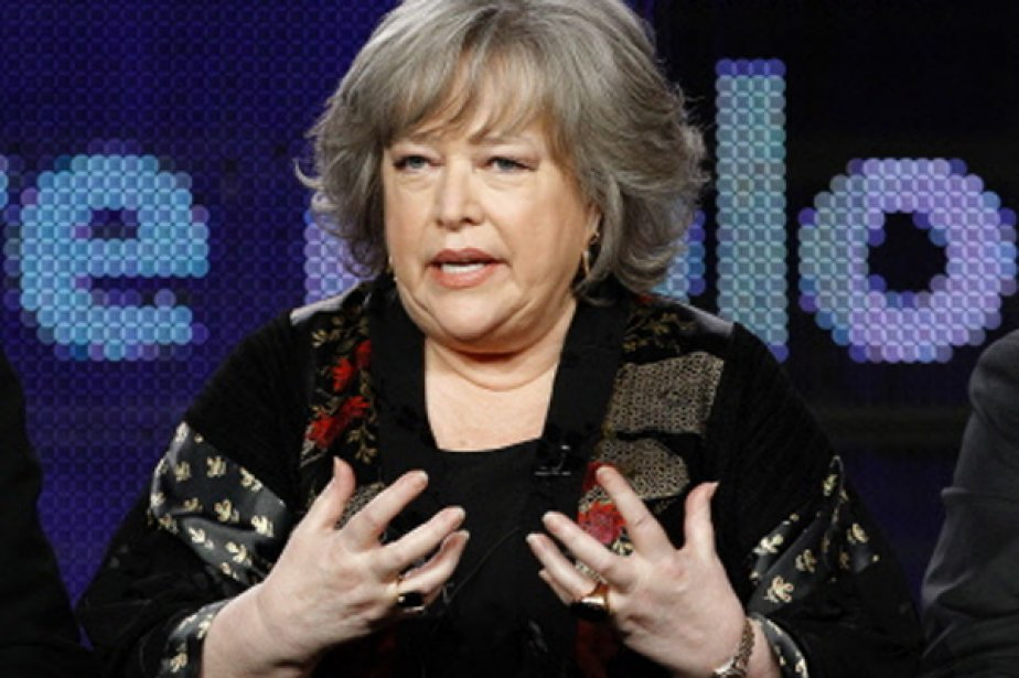Kathy Bates... (Photo Reuters)
