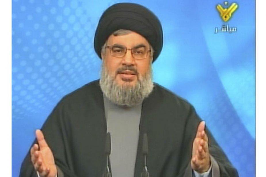 Hassan Nasrallah, a affirmé dimanche  que sa... (Photo: Reuters)