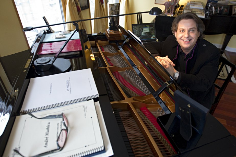 Alain Lefèvre... (Photo: François Roy, La Presse)