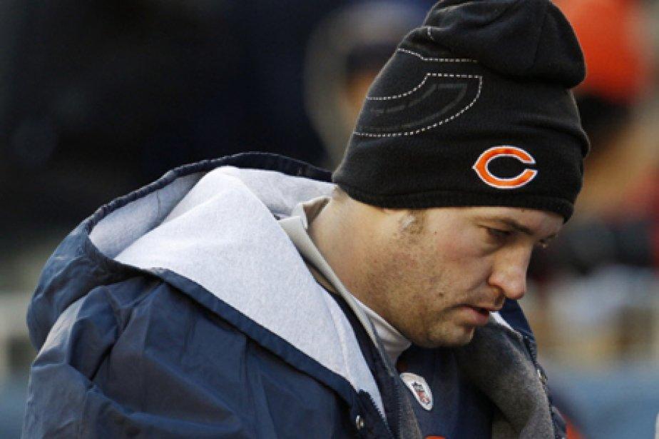 Jay Cutler... (Photo: Reuters)