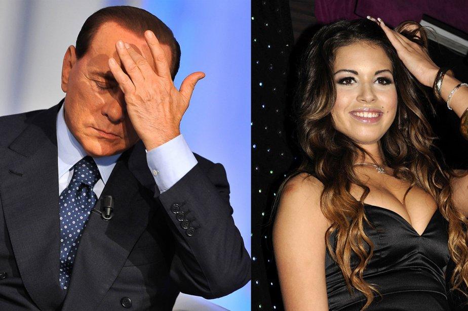 Silvio Berlusconi est soupçonné d'avoir rémunéré les prestations... (Photos AFP)