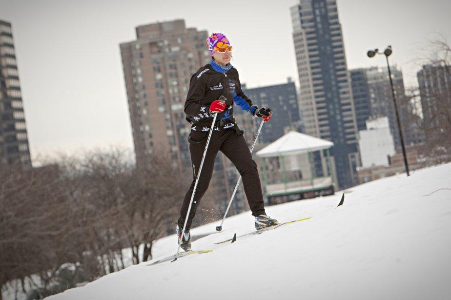 Skier à Montréal