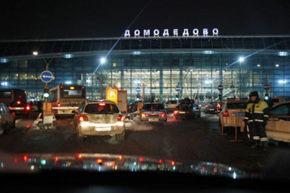Un attentat suicide à l'aéroport de Domodedovo a... (Photo: AP)
