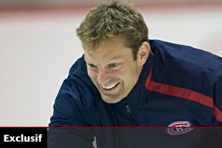 Kirk Muller, qui aura 45 ans le 8... (Photo: David Boily, La Presse)