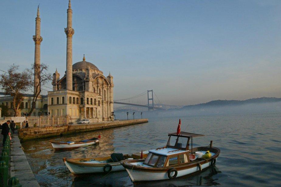 La ville d'Istanbul... (Photo: AFP)