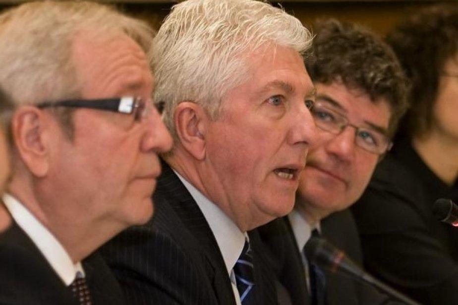 Les bloquistes sont en caucus pour deux jours... (Photo: PC)