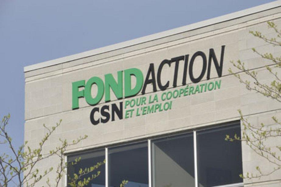 Fondaction, le fonds d'investissement de la... (Photo fournie par Fondaction CSN)