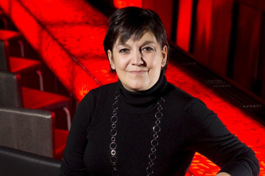 Sylvie Courtemanche... (Photo: François Roy, La Presse)