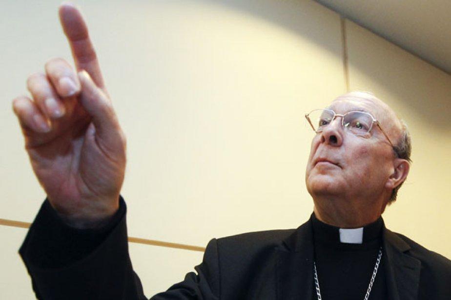 Le chef de l'Église catholique de Belgique, Mgr... (Photo Reuters)