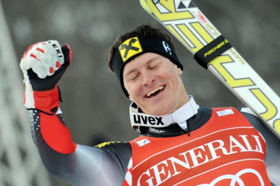 Ivica Kostelic... (Photo AFP)