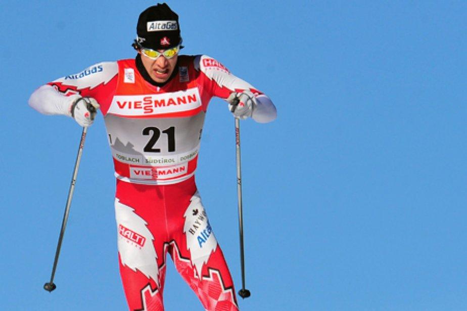 Alex Harvey... (Photo: AFP)
