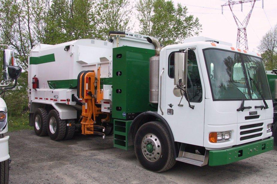 Bientôt, des camions de collecte d'ordurespourront rouler grâce...