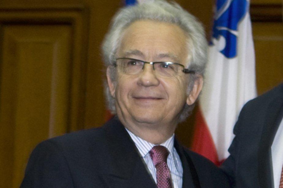Le responsable de la sécurité publique au comité... (Photo: Robert Skinner, archives La Presse)