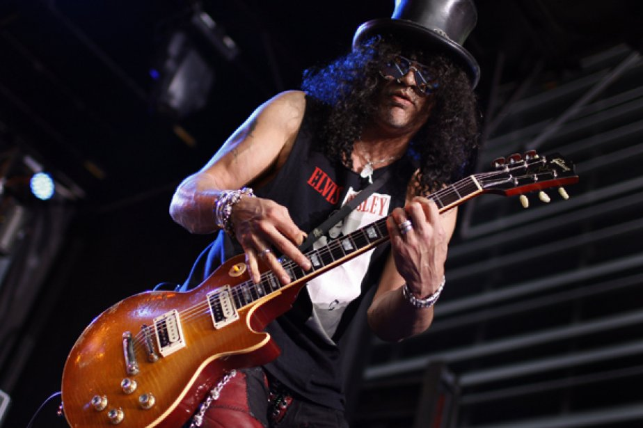 Slash... (Photo Reuters)
