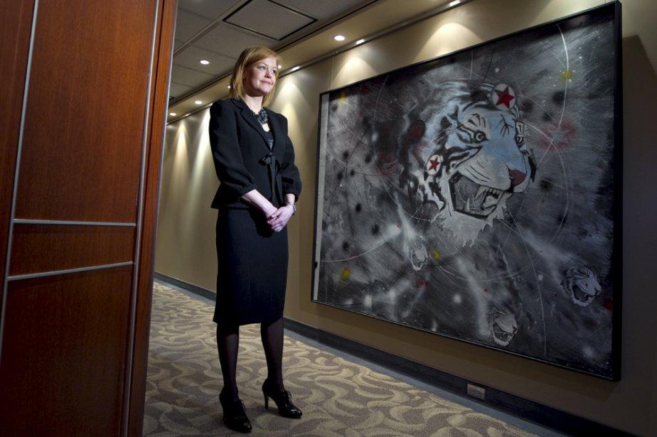 Jo-Ann Kane... (Photo: Alain Roberge, La Presse)