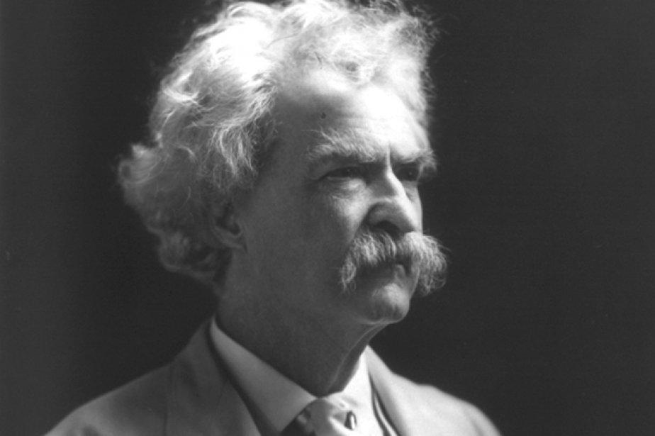 Mark Twain... (Photo: United States Library of Congress)