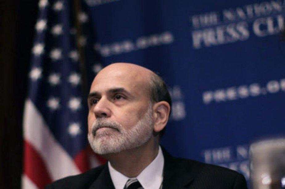 L'édifice abritant la banque centrale américaine, à Washington.... (Photo: Jim Young, Reuters)