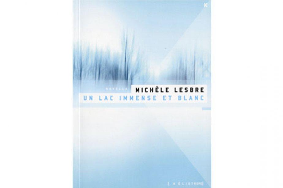 Pochette du livre Un lac immense et blanc...