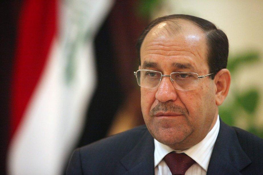 Le premier ministre irakien, Nouri al-Maliki.... (Photo: AP)