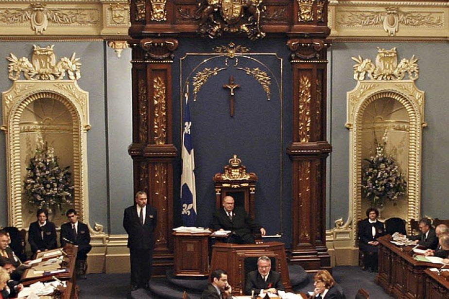 À Québec, malgré la décision du Tribunal des... (Photo: PC)