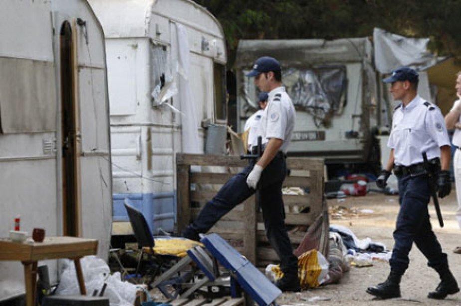 La façon cavalière dont Nicolas Sarkozy vient de... (Photo: Philippe Laurenson, Reuters)