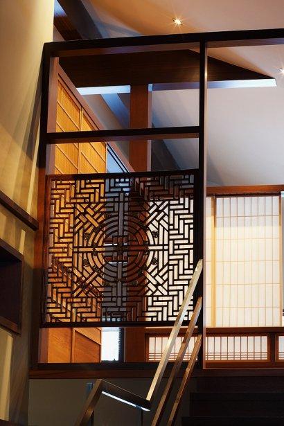 Maison japonaise beaconsfield cyberpresse for Penderie japonaise