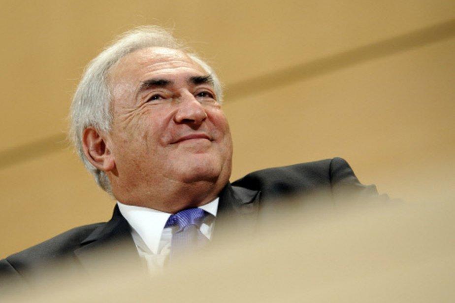 Dominique Strauss-Kahn.... (Photo: AFP)