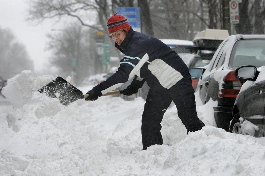 L'hiver apporte son lot de contrariétés pour les... (Photo Robert Skinner, archives La Presse)