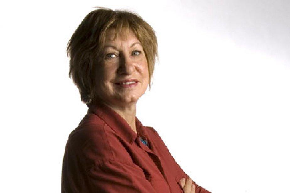 Hélène Bronsard, vice-présidente chez Raymond Chabot gestion privée,... (Photo: Alain Roberge, Archives La Presse)