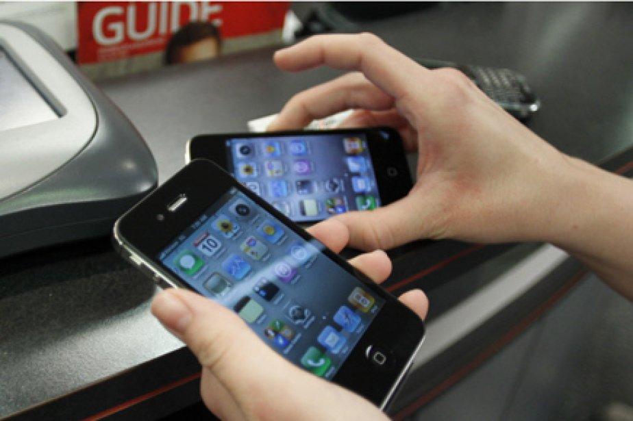 Apple n'a évidemment aucun commentaire à faire sur... (Photo: Joe Skipper, Reuters)