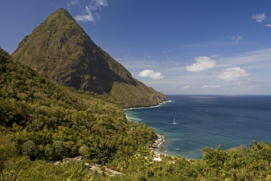 Le Gros Piton n'est pas une montagne facile... (Photo: fournie par l'hôtel Jalousie plantation)
