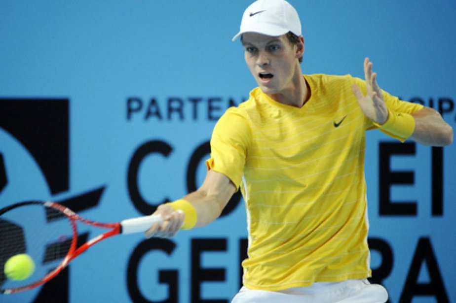 Tomas Berdych... (Photo: AFP)
