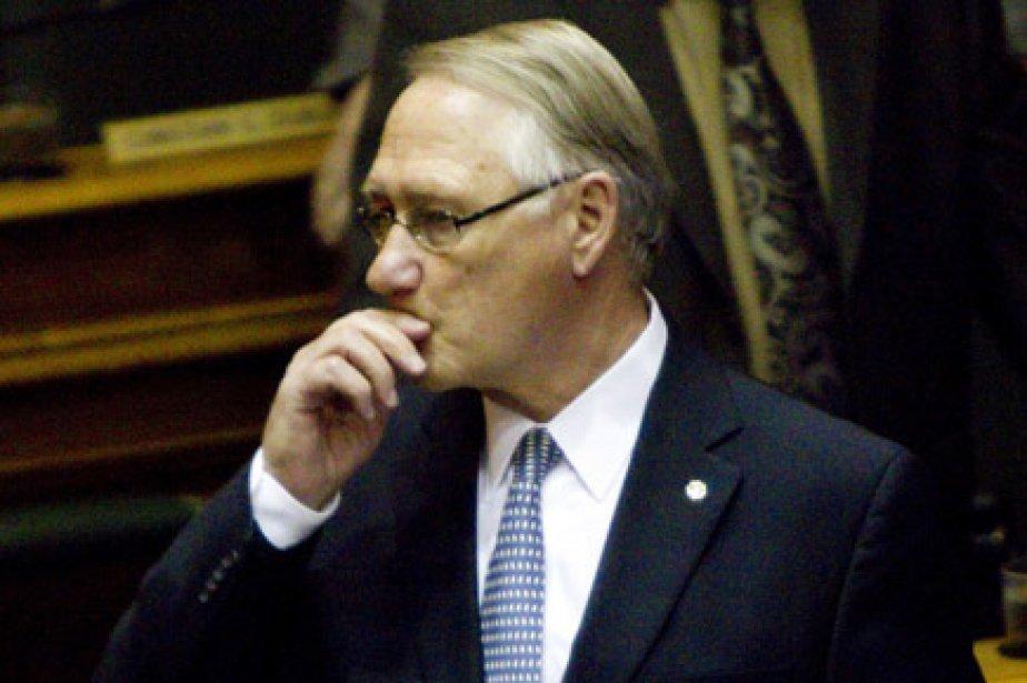 Selon l'opposition, le maire de Montréal, Gérald Tremblay... (Photo: André Pichette, La Presse)