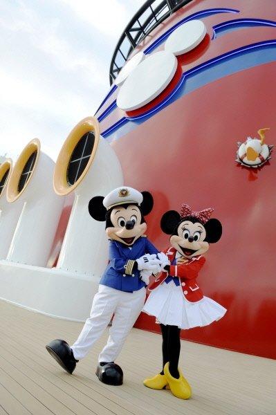 Le groupe de médias américain Disney se prépare à... (Fournie par Disney Dream)