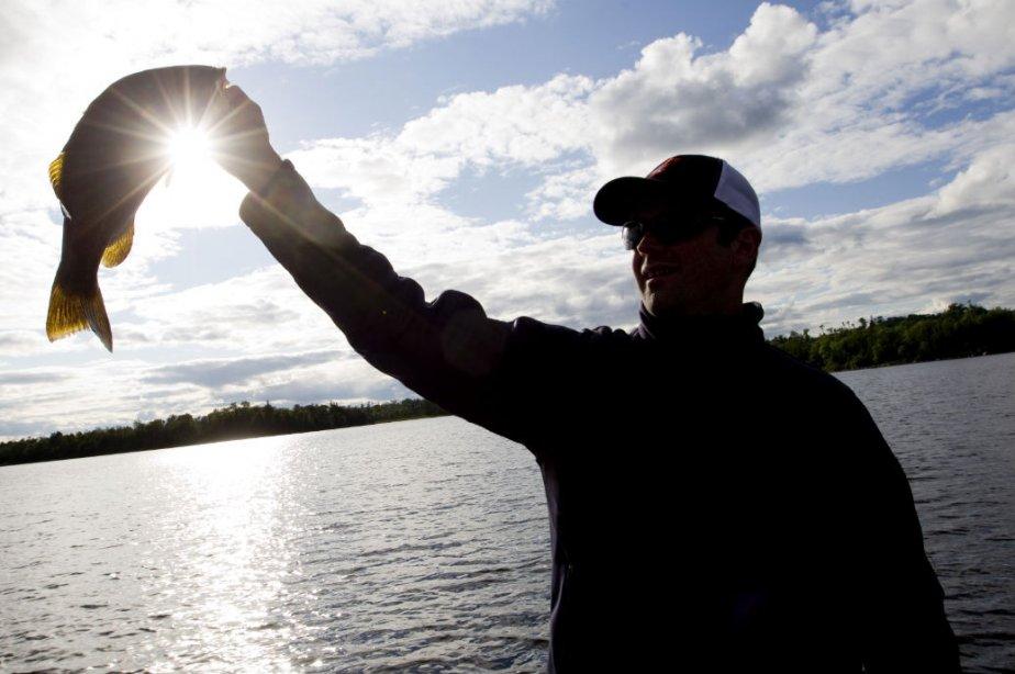 Le Salon expert chasse, pêche et camping, qui... (Photo: Ivanoh Demers, archives La Presse)
