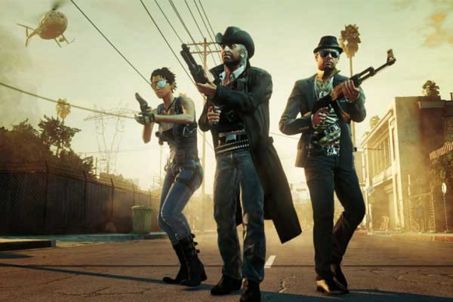 Le jeu Call of Juarez : the cartel... (Photo fournie par Ubisoft)