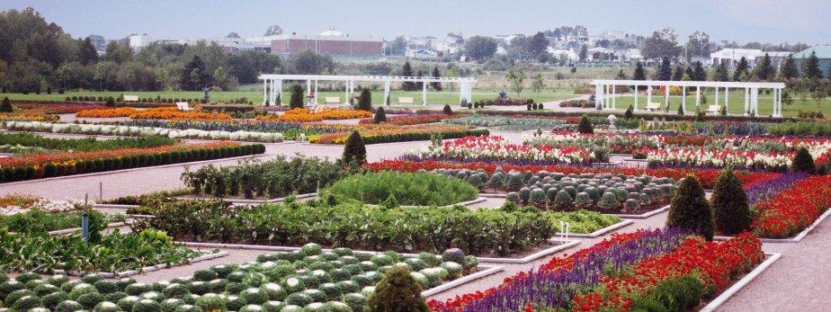 Les Grands jardins de Normandin... (Photo archives)