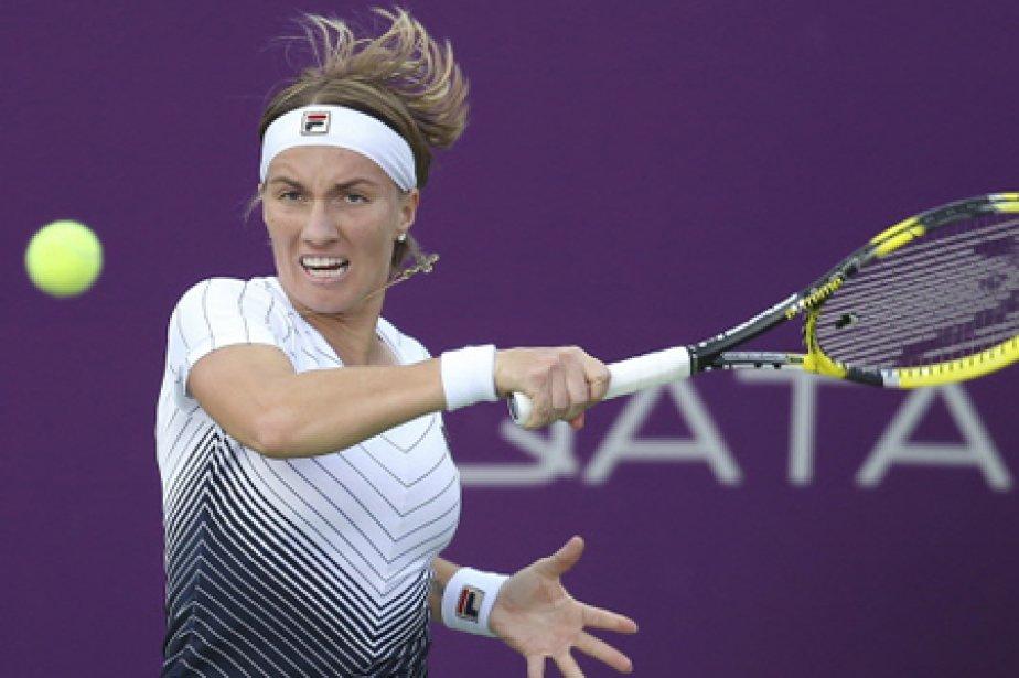 Svetlana Kuznetsova... (Photo: Reuters)