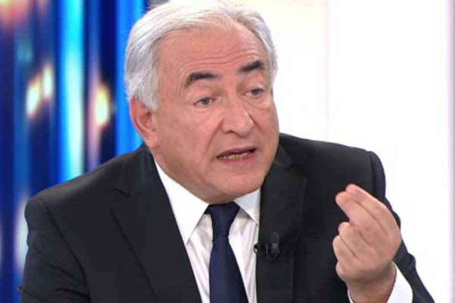 Dominique Strauss-Kahn... (Photo AFP)