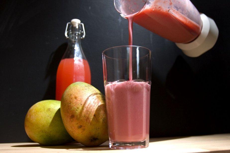 En consommant plus de smoothies et de jus... (Photo: Alain Roberge, archives La Presse)
