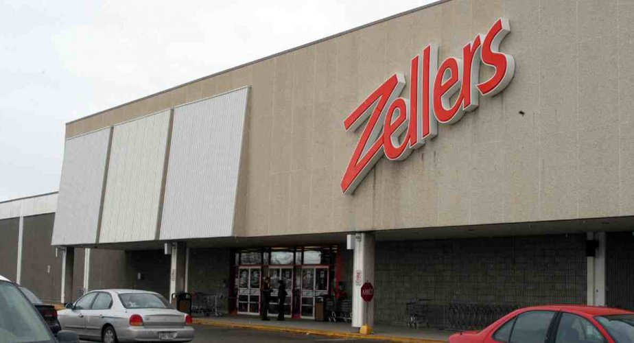 Le magasin Zellers d'Alma... (Photo archives)