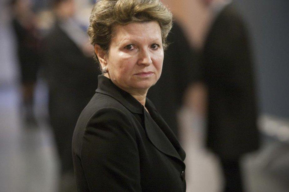 Dolia Ivanov reproche son laxisme au Barreau. «On... (Photo: Ivanoh Demers, La Presse)