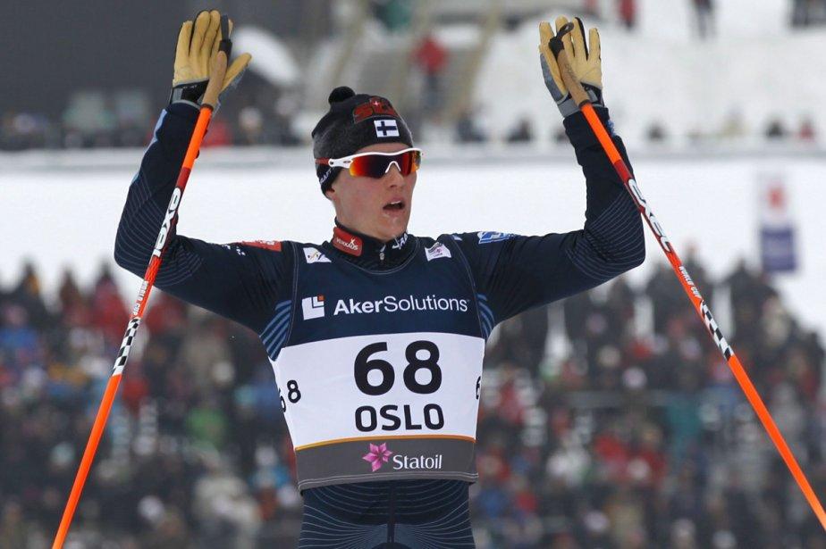Matti Heikkinen... (Photo: AFP)