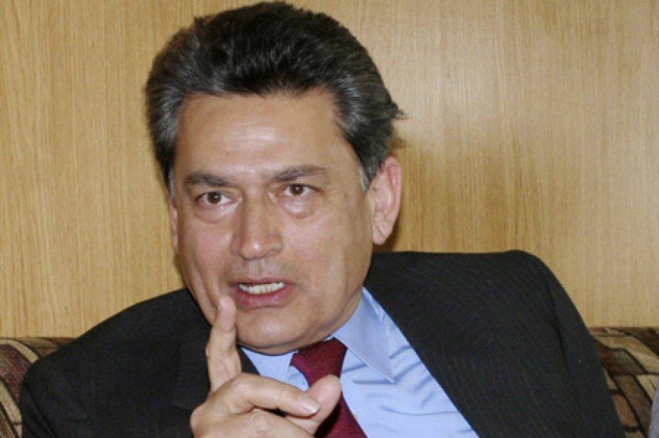 Rajat Gupta, un ex-membre du conseil d'administration de... (Photo: Reuters)