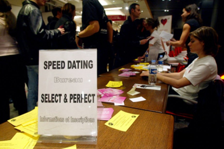 Ou trouver un speed dating
