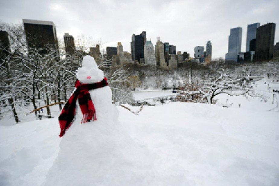 Le réchauffement climatique risque de conduire à une... (Photo: AFP)