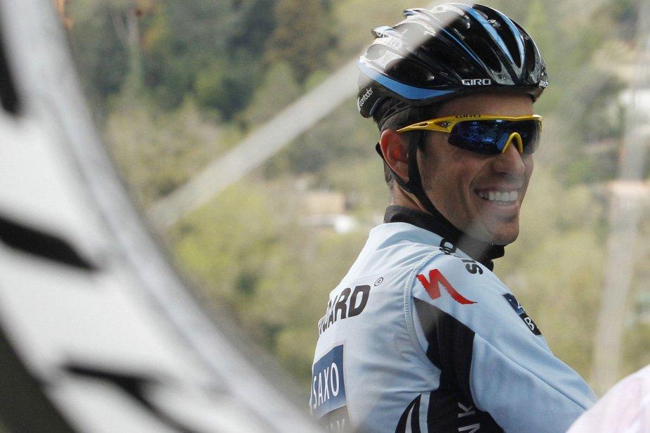 Alberto Contador... (Photo: Reuters)